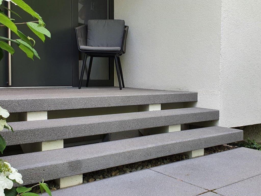 Treppenstufen beton 4zu3